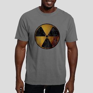 Grunge distressed Radioa Mens Comfort Colors Shirt