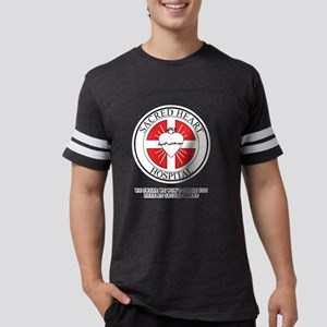 Sacred Heart Hospital Scrubs Mens Football Shirt
