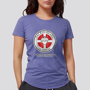 Sacred Heart Hospital Scr Womens Tri-blend T-Shirt