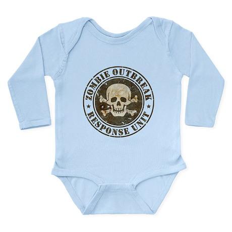 Zombie Outbreak Response Unit Long Sleeve Infant B