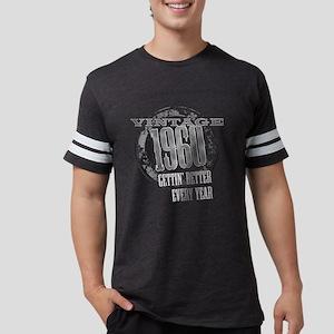 50th Birthday - Vintage Mens Football Shirt