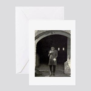 nosferatu Greeting Card