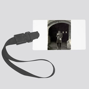 nosferatu Large Luggage Tag