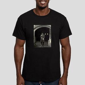 nosferatu Men's Fitted T-Shirt (dark)
