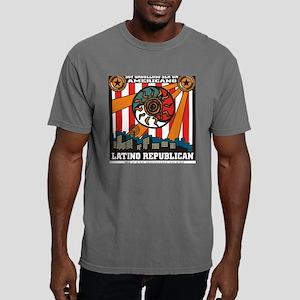 Latino Republican Mens Comfort Colors Shirt