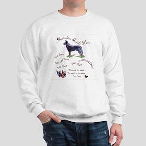 Austalian Cattle Dog Sweatshirt
