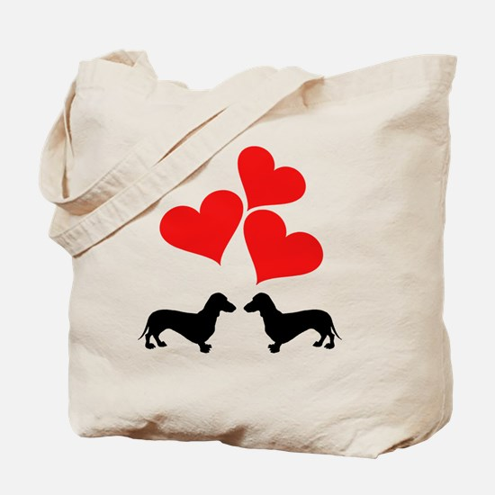 Unique Romantic women Tote Bag