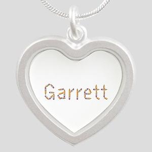 Garrett Pencils Silver Heart Necklace