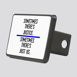 Justice Rectangular Hitch Cover