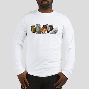OwlLine Long Sleeve T-Shirt