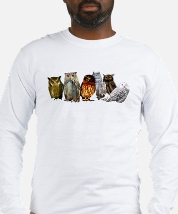 OwlLine Long Sleeve T-Shirt
