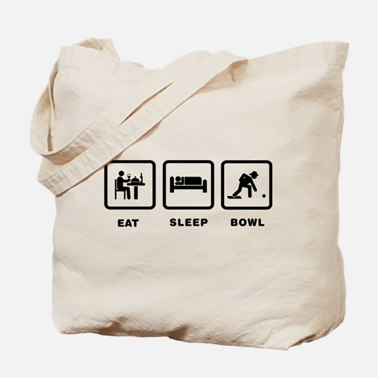 Lawn Bowl Tote Bag