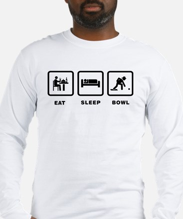 Lawn Bowl Long Sleeve T-Shirt