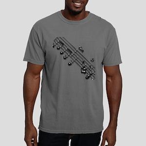 Score 4 by Bluesax Mens Comfort Colors Shirt