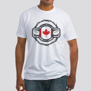 Canada Rugby Fitted T-Shirt