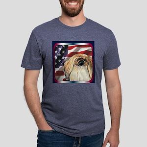 5PK01Tile Mens Tri-blend T-Shirt
