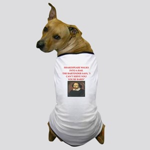 shakespeare Dog T-Shirt