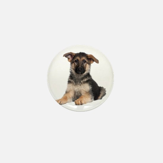 German Shepherd Mini Button