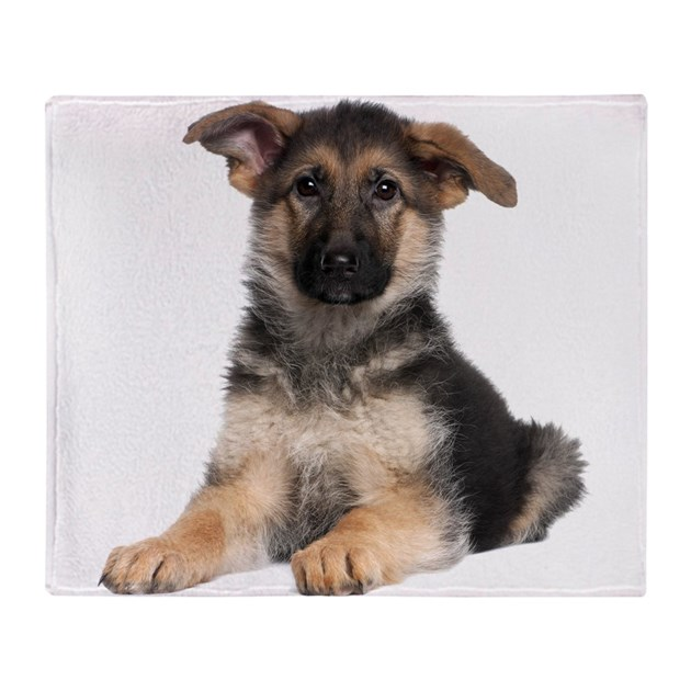 german shepherd blanket german shepherd throw blanket by theonlinezoo 6981