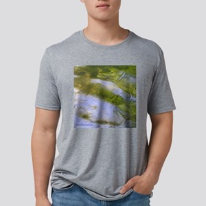 River rows shirtcafe Mens Tri-blend T-Shirt