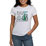 Holiday Penguins PKD Women's T-Shirt