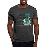 Holiday Penguins PKD Dark T-Shirt