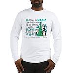 Holiday Penguins PKD Long Sleeve T-Shirt