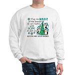Holiday Penguins PKD Sweatshirt