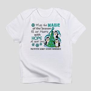 Holiday Penguins PKD Infant T-Shirt