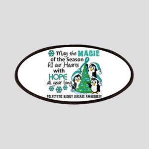 Holiday Penguins PKD Patches