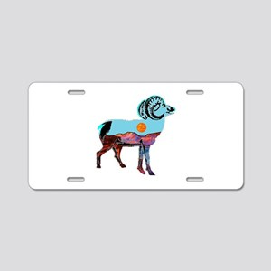 GREAT VIEWS Aluminum License Plate