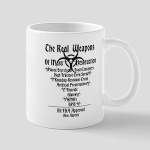 The Real Weapons Of Mass Destruction ambkev Mug
