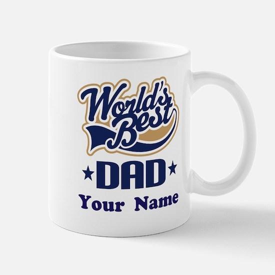 DAD (WORLDS BEST) Mug