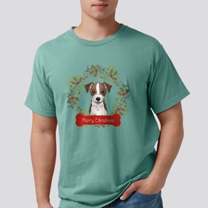 Jack Russell Terrier Chr Mens Comfort Colors Shirt