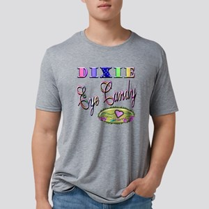 dixieeyecandy Mens Tri-blend T-Shirt