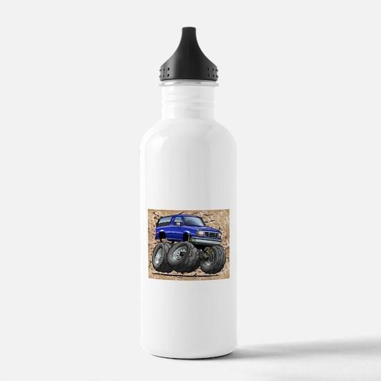 95_Blue_Bronco.png Water Bottle