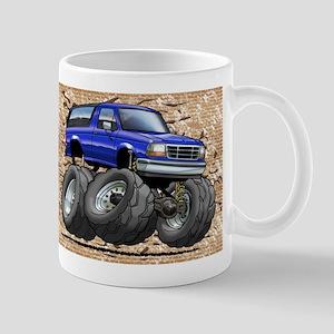 95_Blue_Bronco Mug