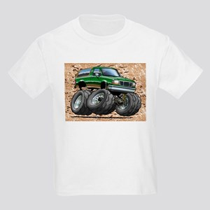 95_Green_EB_Bronco Kids Light T-Shirt