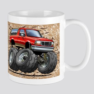 95_Red_EB_Bronco Mug