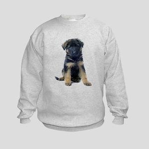 German Shepherd Kids Sweatshirt