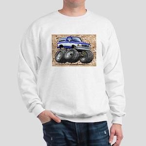95_Blue_W_Bronco Sweatshirt