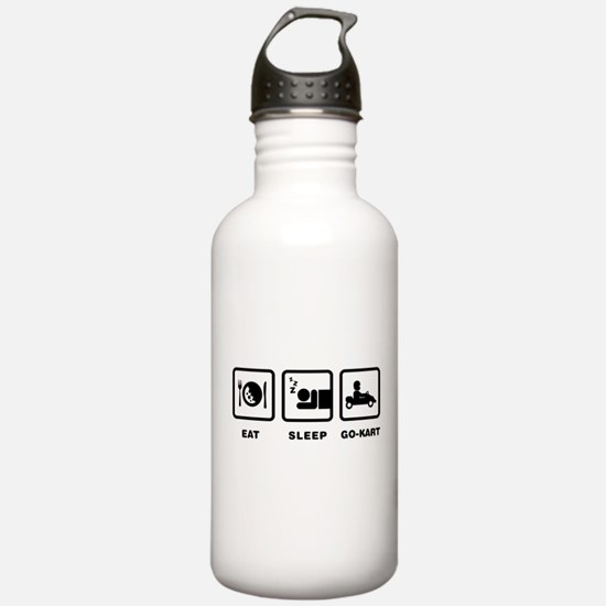 Go-Kart Water Bottle