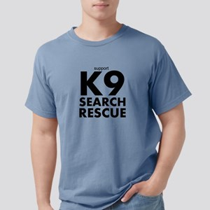 search/rescueback Mens Comfort Colors Shirt