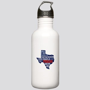 Corporations Are People Stainless Water Bottle 1.0