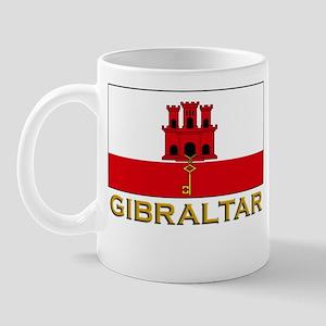 Gibraltar Flag Stuff Mug