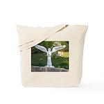 Cemetery Angel Tote Bag