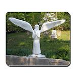 Cemetery Angel Mousepad