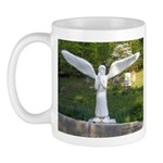 Cemetery Angel Mug