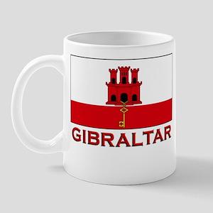 Gibraltar Flag Gear Mug