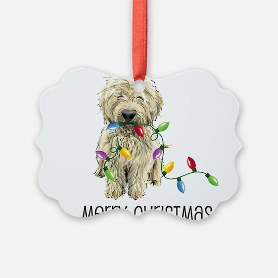 Cute Merry Ornament